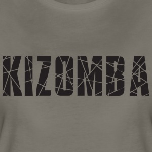 Kizomba_break - Women's Premium T-Shirt