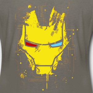 IronMan Mask - Women's Premium T-Shirt