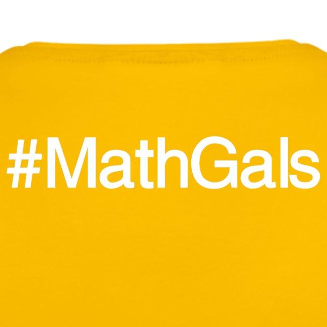 OG Math Gals and Megan