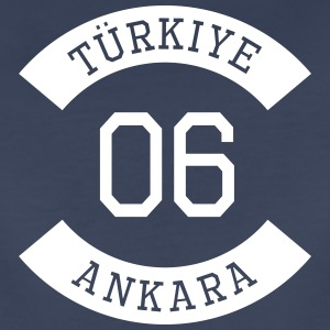 turkiye 06 - Women's Premium T-Shirt