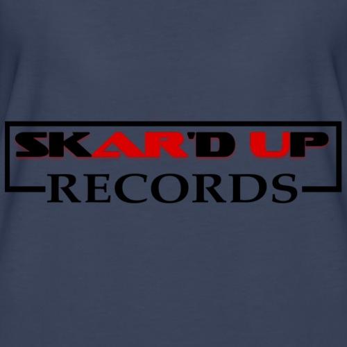 Skar'D Up Records Simple Badge