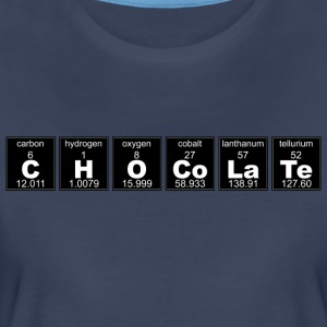 Chemistry CHOCoLaTe - Women's Premium T-Shirt