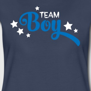 Team Boy - Women's Premium T-Shirt