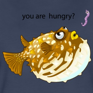 fish-hungry - Women's Premium T-Shirt