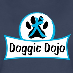 Enter The Doggie Dojo - Women's Premium T-Shirt