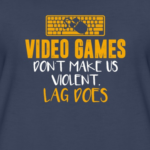 Video Games T Shirt - Women's Premium T-Shirt