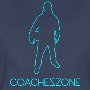Coaches Zone - Women's Premium T-Shirt