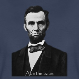 Abe the babe - Women's Premium T-Shirt