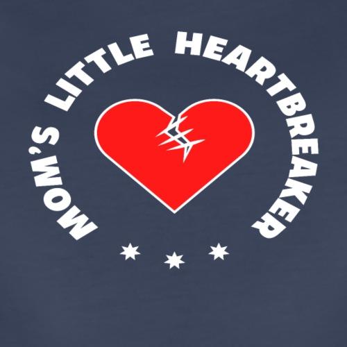 Mom's little heartbreaker - Women's Premium T-Shirt