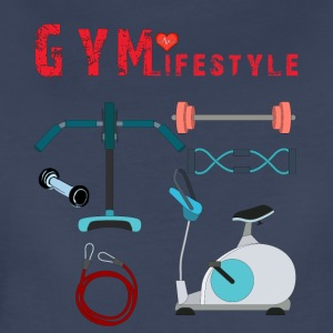 Gym Lifestyle - Women's Premium T-Shirt