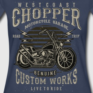Chopper - Women's Premium T-Shirt