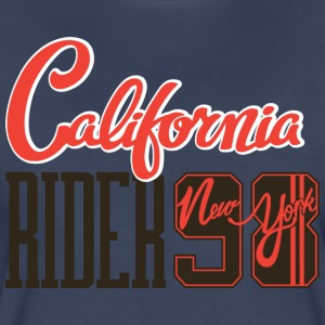 California-rider-New-York - Women's Premium T-Shirt