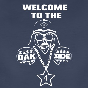 Welcome To The Dak Side Tshirt - Women's Premium T-Shirt