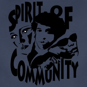 SPIRIT OF CUMMUNITY - Women's Premium T-Shirt