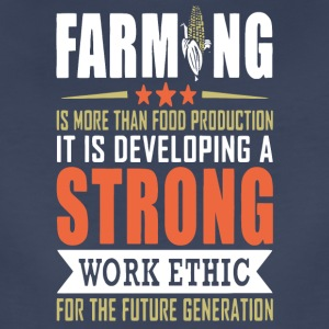 Farming Is More Than Food Production T Shirt - Women's Premium T-Shirt
