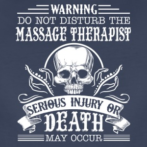 Massage Therapist Shirt - Women's Premium T-Shirt