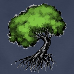 Just a Tree - Women's Premium T-Shirt