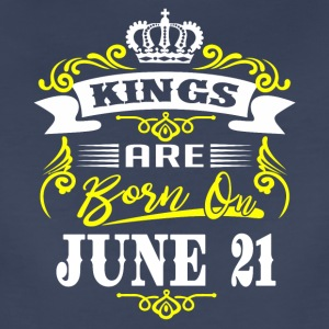 Kings are born on JUNE 21 - Women's Premium T-Shirt