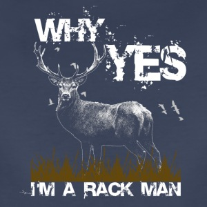 Rack man - Women's Premium T-Shirt