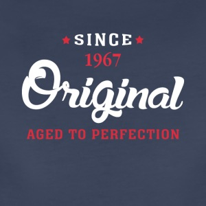 Since 1967 Original Aged To Perfection - Women's Premium T-Shirt