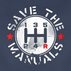 save manual transmission - Women's Premium T-Shirt