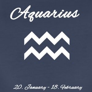 Aquarius - Women's Premium T-Shirt