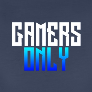Gamers only - Women's Premium T-Shirt