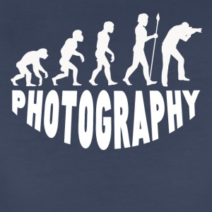 Photography Evolution - Women's Premium T-Shirt