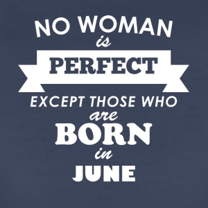 June Perfect woman - Women's Premium T-Shirt