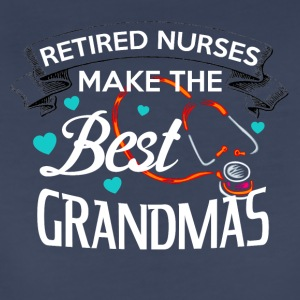 NURSE RETIRED - Women's Premium T-Shirt