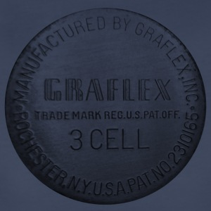 Graflex 3 Cell stamp - Women's Premium T-Shirt