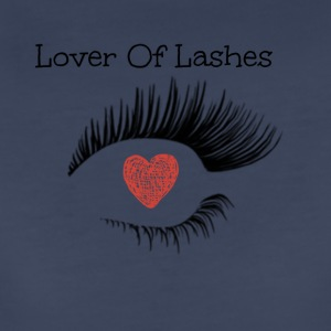 Lover Of Lashes - Women's Premium T-Shirt