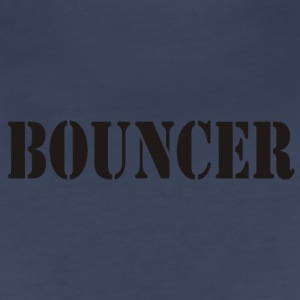 bouncer back front - Women's Premium T-Shirt