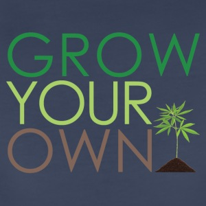 Grow Your Own Plants - Women's Premium T-Shirt