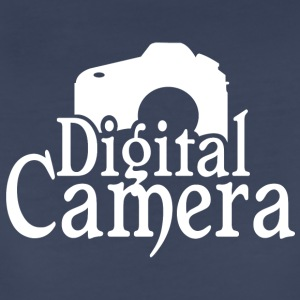 Digital camera - Women's Premium T-Shirt