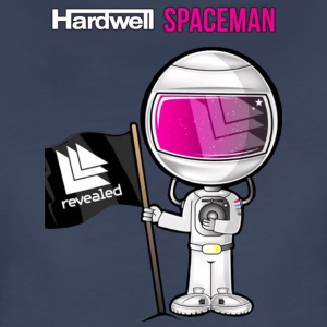 Hardwell - Call me a Spaceman - Women's Premium T-Shirt