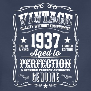 Vintage 1937 Aged to Perfection - Women's Premium T-Shirt