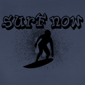 surfer_boy_black - Women's Premium T-Shirt