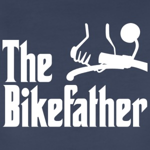 The Bikefather - Women's Premium T-Shirt