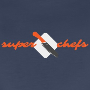 SuperChefs Gastronomia - Women's Premium T-Shirt