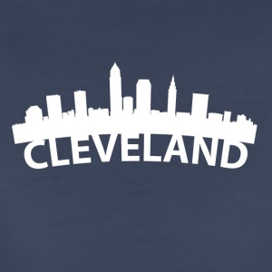Arc Skyline Of Cleveland OH - Women's Premium T-Shirt