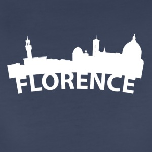 Arc Skyline Of Florence Italy - Women's Premium T-Shirt