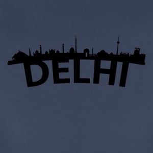 Arc Skyline Of Delhi India - Women's Premium T-Shirt
