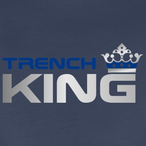 Trench King - Women's Premium T-Shirt
