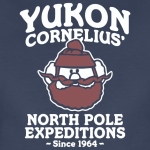 Yukon Cornelius North Pole Expeditions - Women's Premium T-Shirt