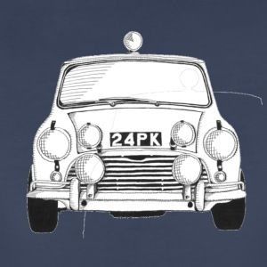 Mini Cooper - Women's Premium T-Shirt