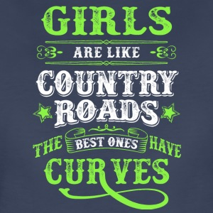 Country Girls - Women's Premium T-Shirt