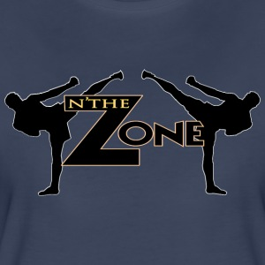Zone MMA - Women's Premium T-Shirt
