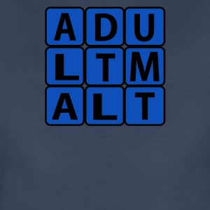 Adult Male - Women's Premium T-Shirt