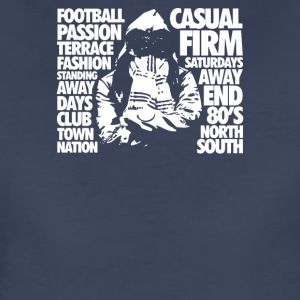Casual Culture Football Terrace - Women's Premium T-Shirt